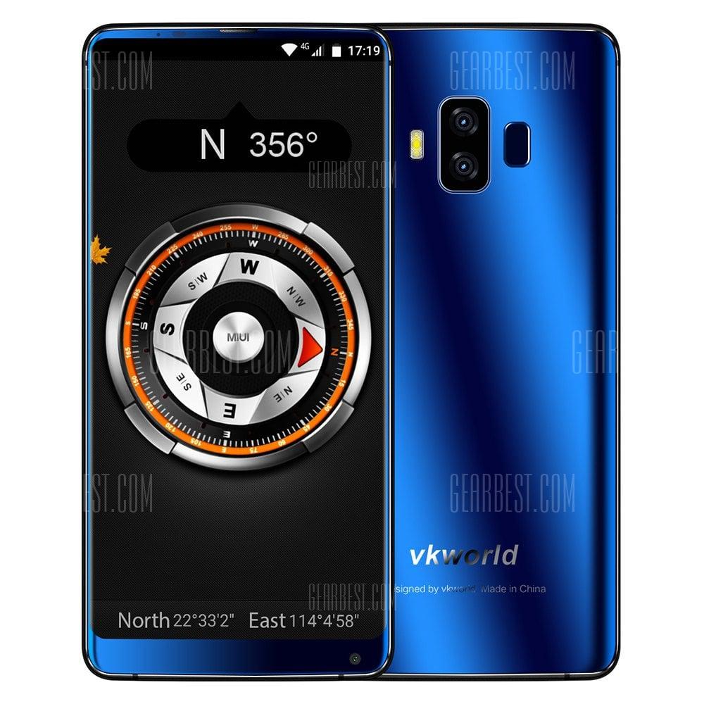 VKworld S8 4G Phablet