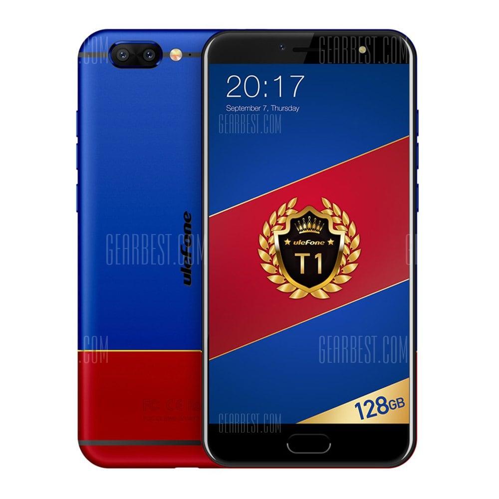 Ulefone T1 Premium Edition 4G Phablet