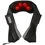 Masajeador cervical dolor cuello y hombros Shiatsu Nursal calor vibracion