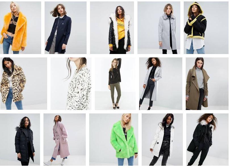 tendencias de moda y tiendas online