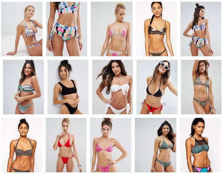 moda verano ropa baño damas tienda online