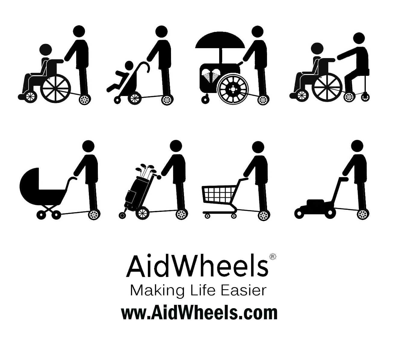 sillas de ruedas patinetes electricos