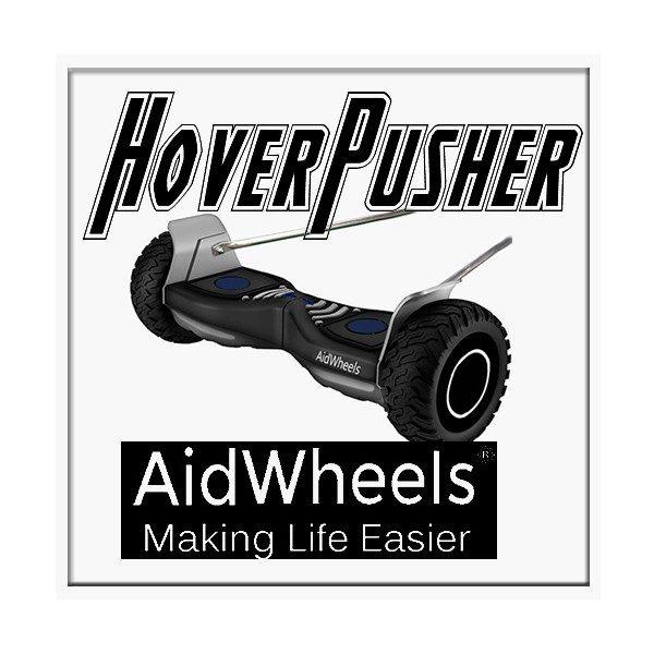 hoverpusher motor silla ruedas manual aidwheels