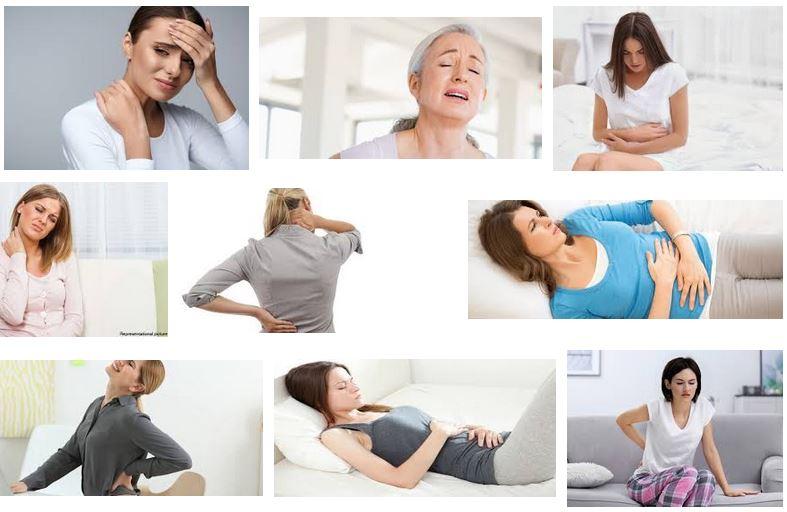 dudas frecuentes dolor en mujeres