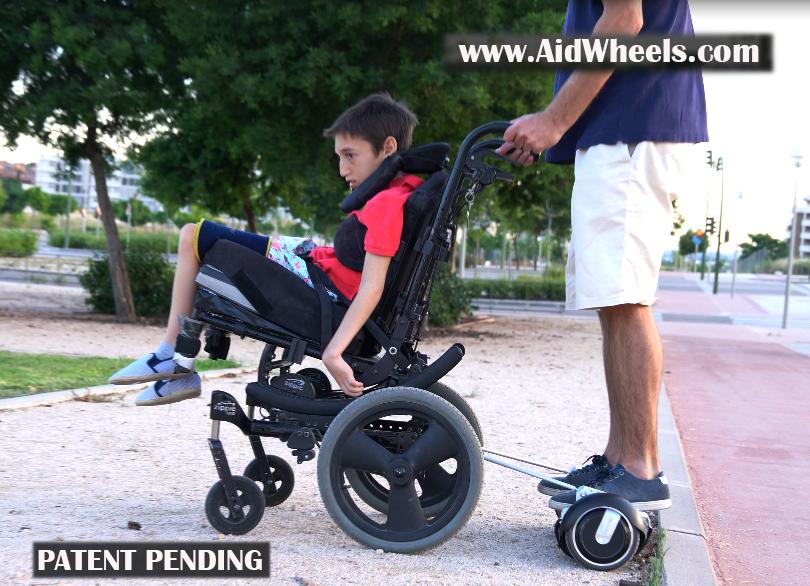 inventos para sillas de ruedas novedosos movilidad