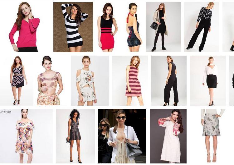 novedades moda damas 2019