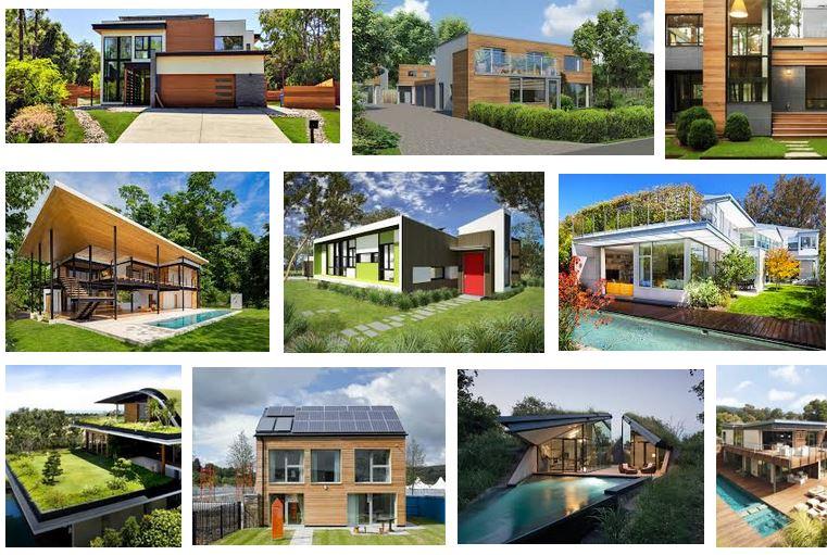 como hacer una casa sostenible ecologica