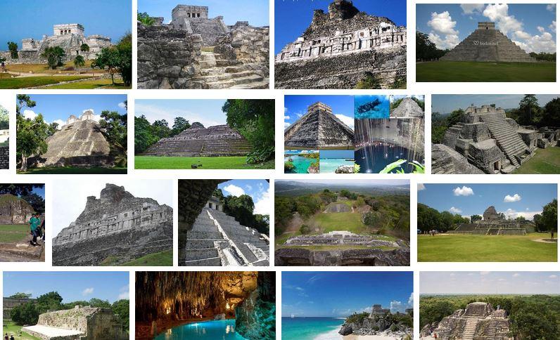 turismo ruinas mayas mexico