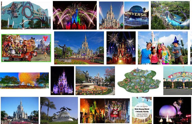 Planifica bien tus vacaciones, pues hay muchísimas cosas que hacer en Disneyworld florida