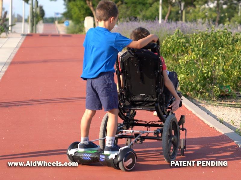 movilidad reducida disney