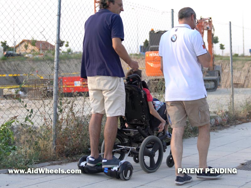 silla ruedas hoverboard wheelchair aidwheels 010