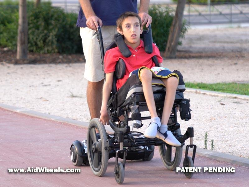 silla ruedas hoverboard aidwheels