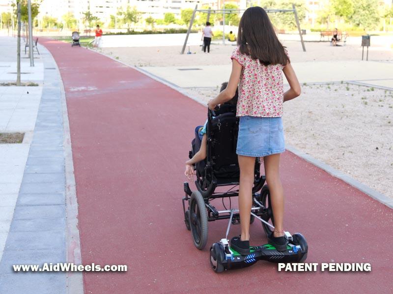 movilidad electrica sillas de ruedas