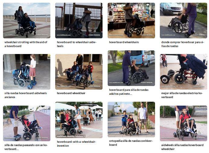 silla de ruedas hoverboard online