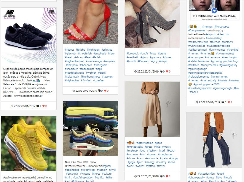 tendencias zapatos online