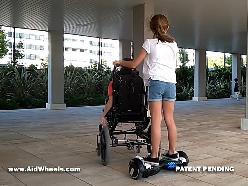 movilidad electrica adaptada sillas de ruedas