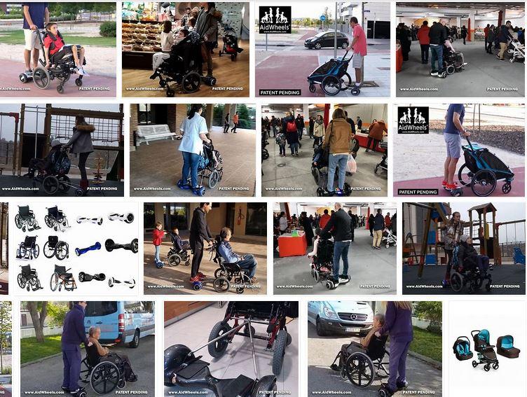 movilidad electrica mooevo adiwheels