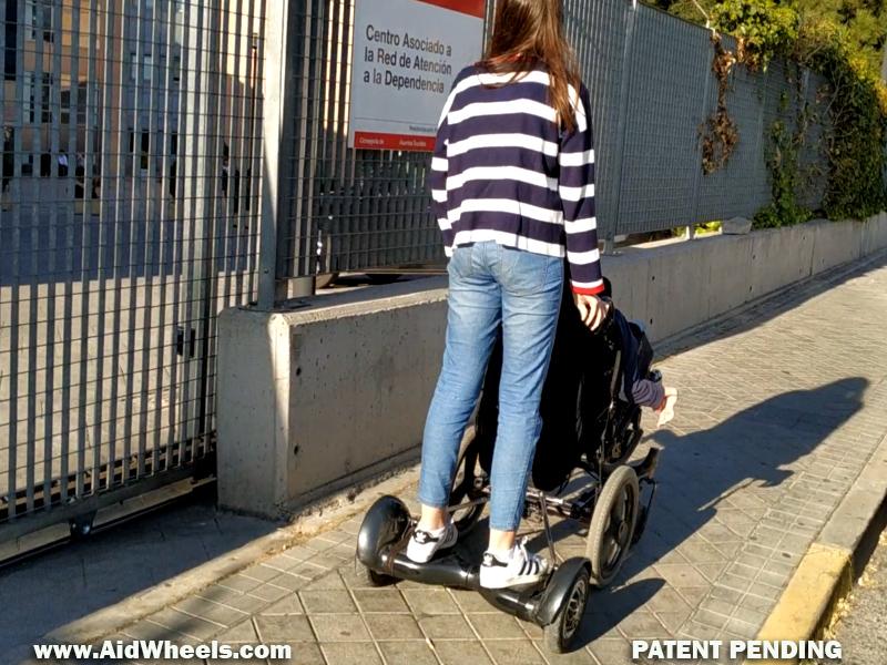 ayudas movilidad electrica sillas de ruedas discapacitados aidwheels