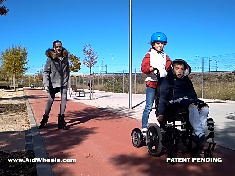 best inventions for wheelchairs help children mobility