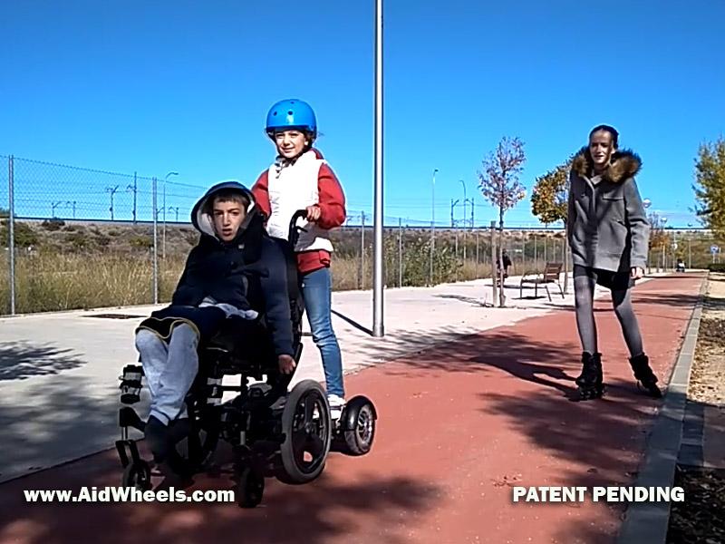integracion personas con movilidad reducida discapacidad