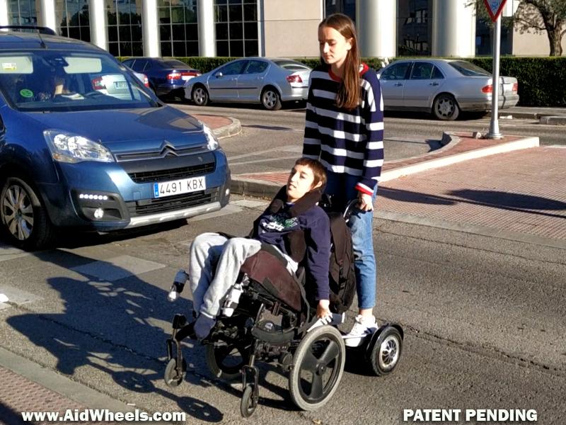 motorizar silla de ruedas manual opiniones