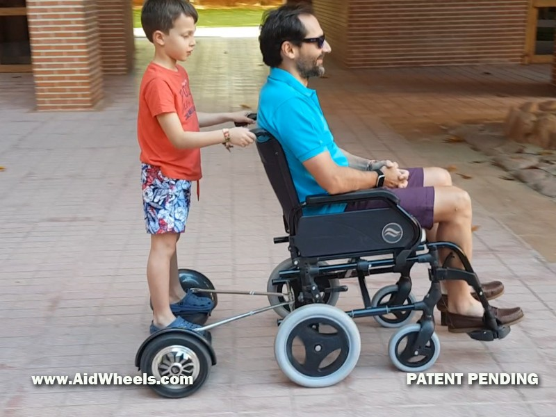 wheelchair hoverboard couple 023