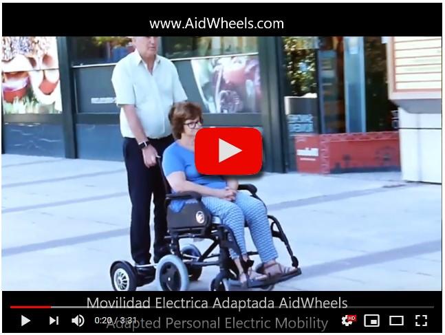 opiniones motores asistente sillas de ruedas manuales acompañante ayuda silla ruedas manual
