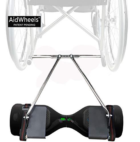 Sistema Movilidad Eléctrica Adaptada para silla de ruedas