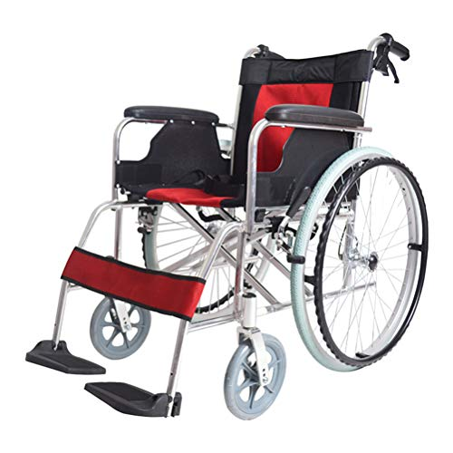 Silla de Ruedas Adulto Discapacitados Plegable para hoverboard