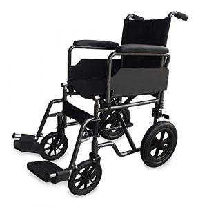 Silla de ruedas de acero S230 Mobiclinic para HoverPusher AidWheels