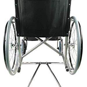 Silla de ruedas con adaptador para hoverboard AidWheels