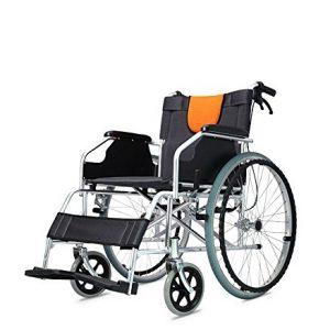 Silla de ruedas POLIRONESHOP plegable para HoverPusher AidWheels