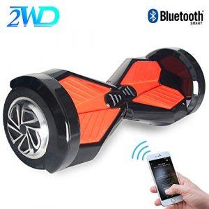 Hoverboard para silla de ruedas bluetooth 2 motores 2x350W