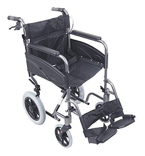 Aidapt Swallow Silla de ruedas de aluminio compatible hoverboard AidWheels