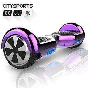 CITYSPORTS Hoverboard 6.5 Pulgadas motor asistente silla de ruedas