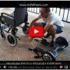 AidWheels HoverPusher para Silla de ruedas activa V300XR
