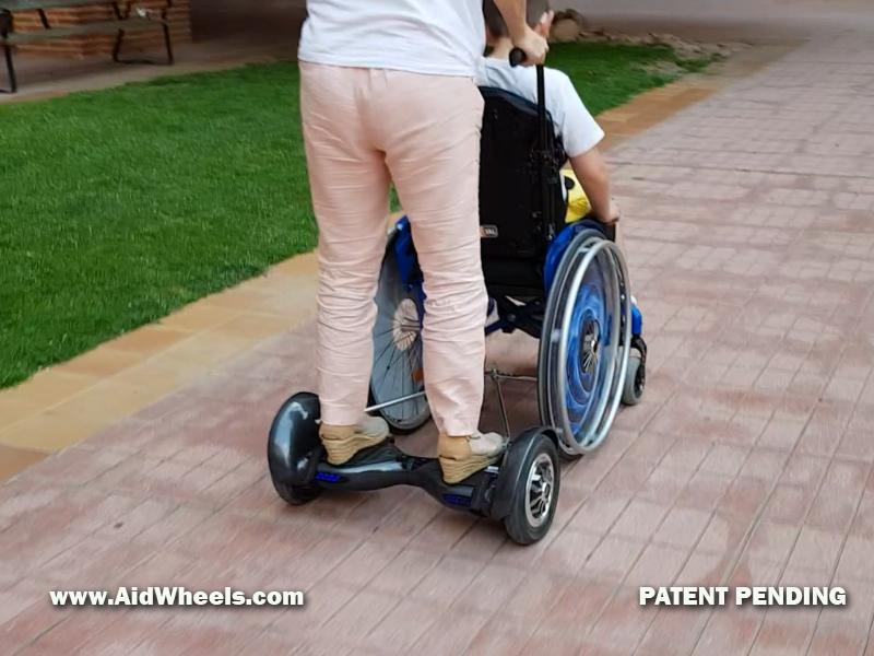 movilidad electrica adaptada