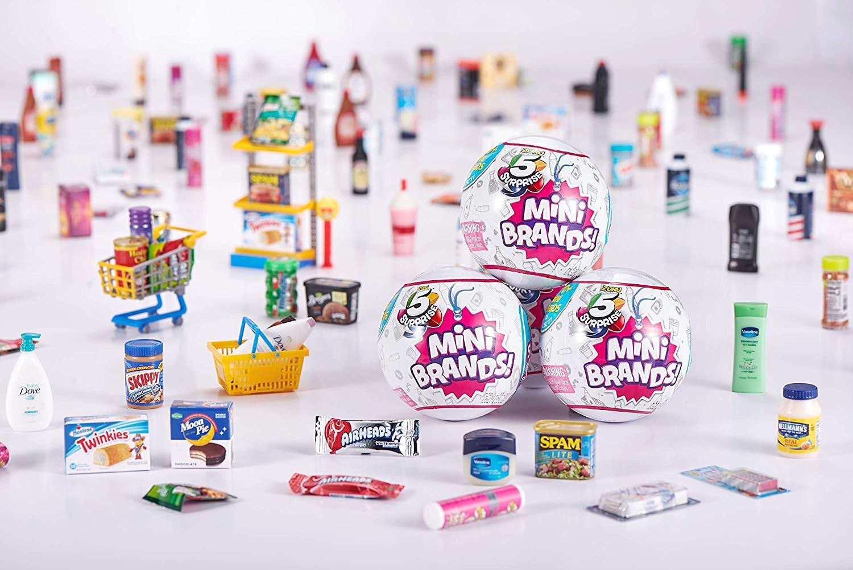 bola mini brands zuru 5 surprise sorpresa coleccion tik tok tienda online