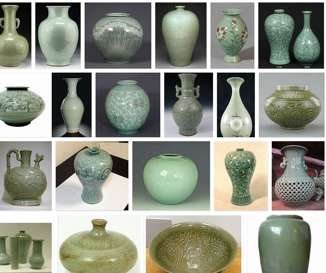 celadon ceramica