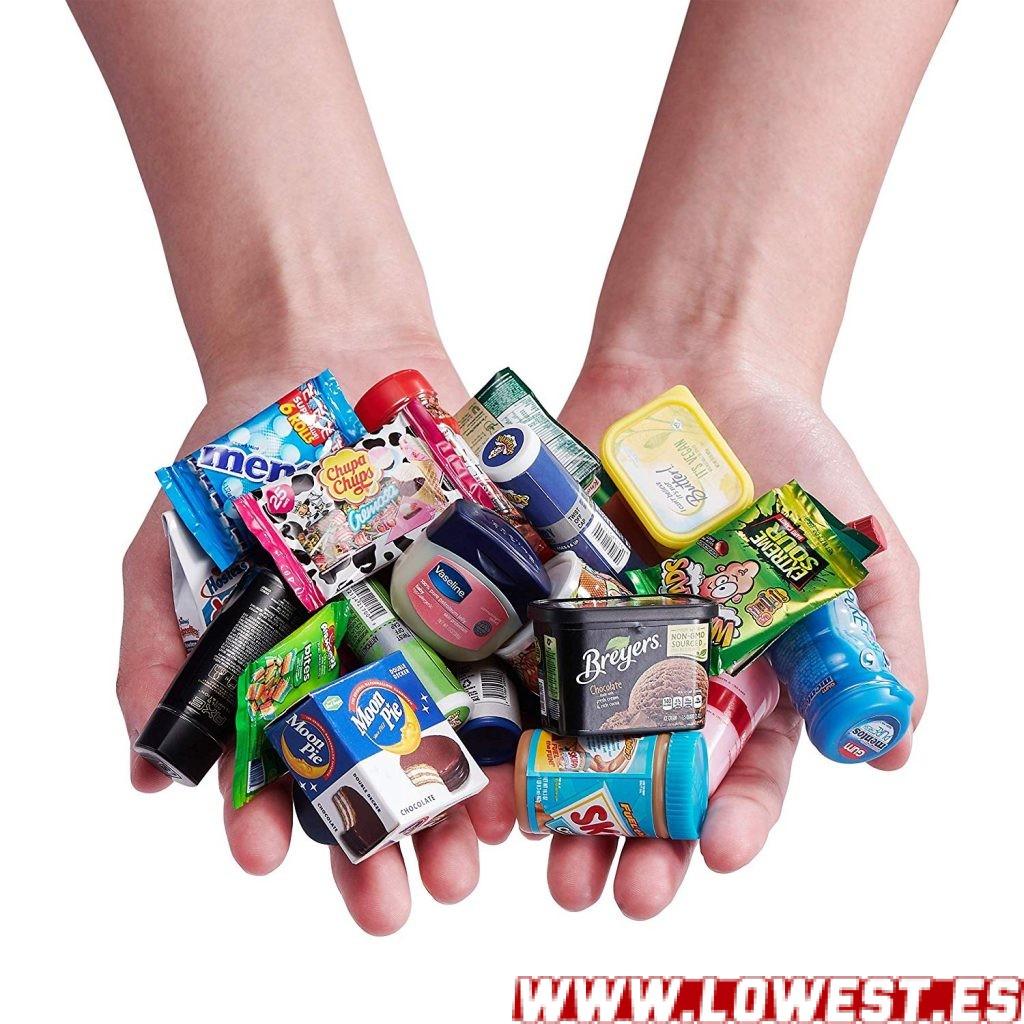 coleccion bola mini brands zuru 5 surprise sorpresa tik tok