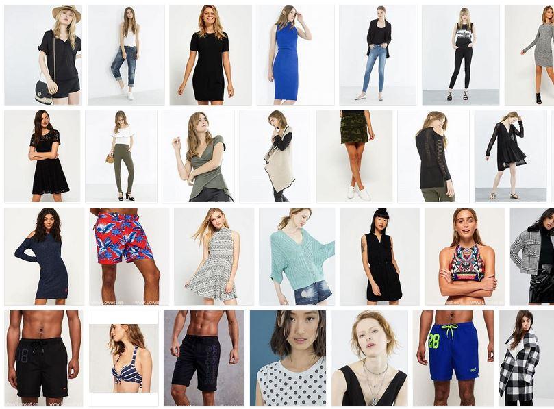 comprar ropa al por mayor para tiendas