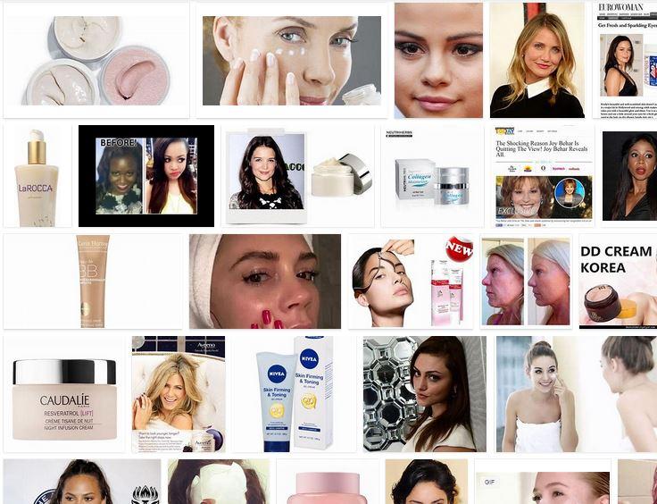 cosmeticos de las celebrities famosas cuales son