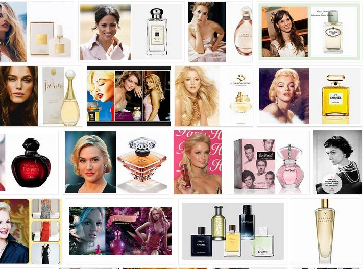 diseñadores de perfumes famosos