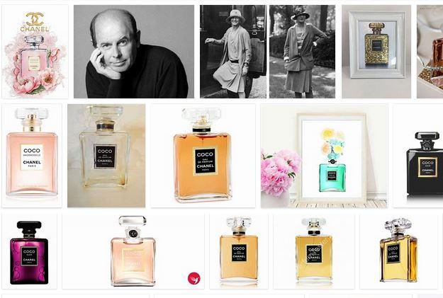 diseñadores perfumes