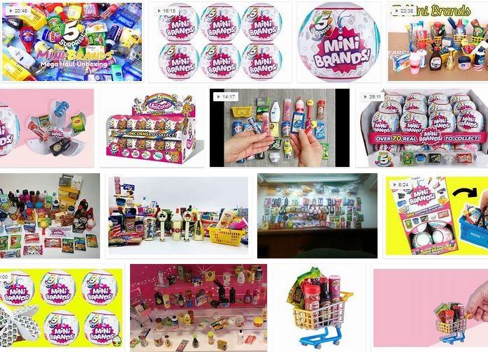 donde comprar mini brands españa