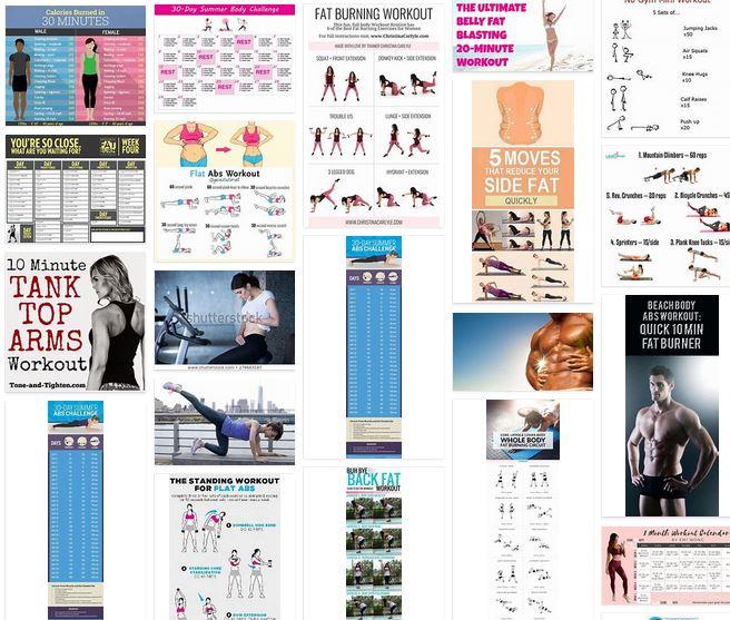 ejercicios Quemar grasa y esculpir el cuerpo antes del verano