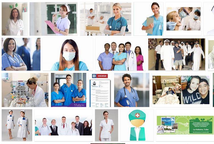 enfermeria dubai