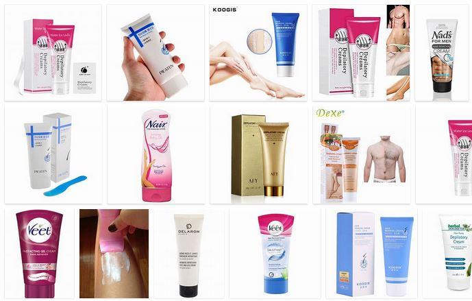 mejor crema depilatoria