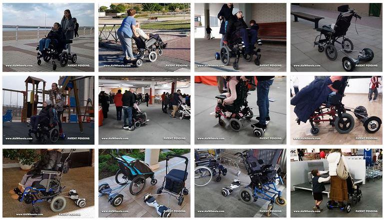 moovermate patinetes electricos sillas de ruedas