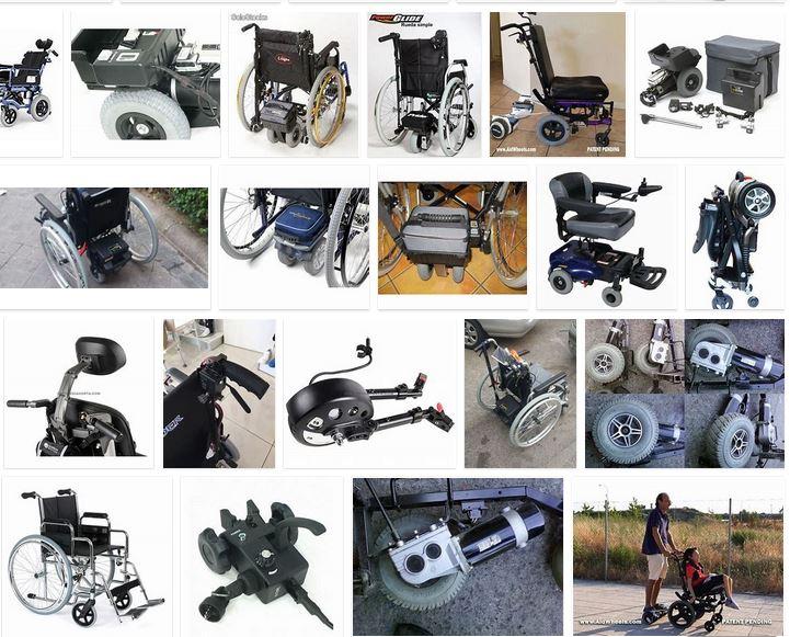 motor asistente silla de ruedas manual sillas rueda manuales